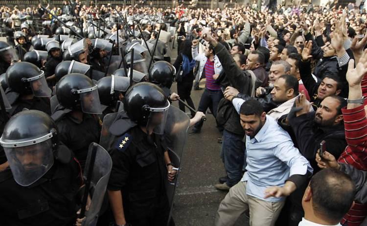 Protesto no Egito III