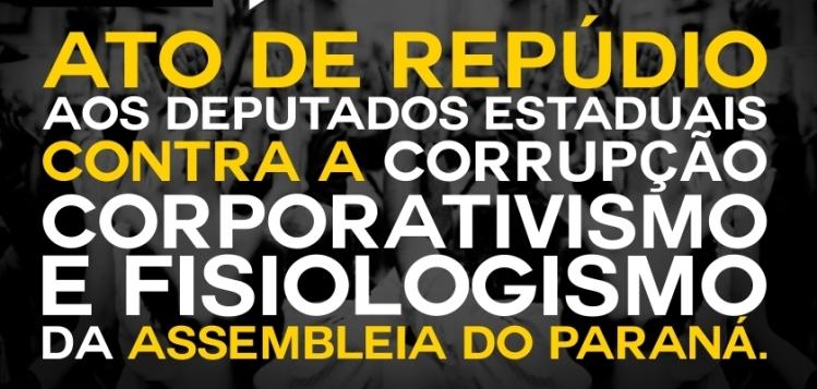 ATO DE REPUDIO