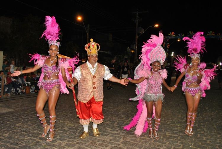 Corte do Carnaval