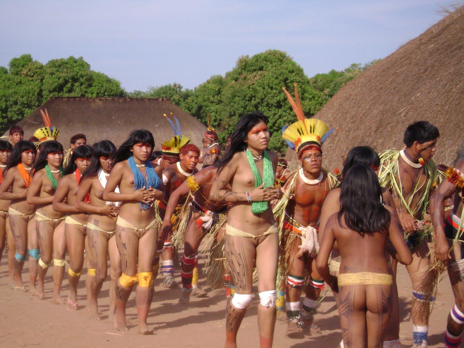 O Brasil antes de Cabral e os índios brasileiros hoje ...