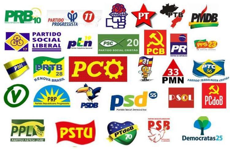 Partidos-Políticos