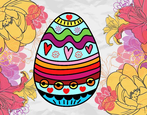 decoracao-de-ovos-de-pascoa-festas-pascoa-pintado-por-giovannamg-1329513