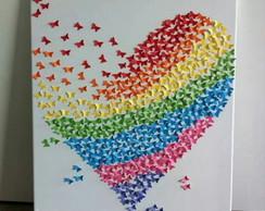 borboleta 3 - coracao