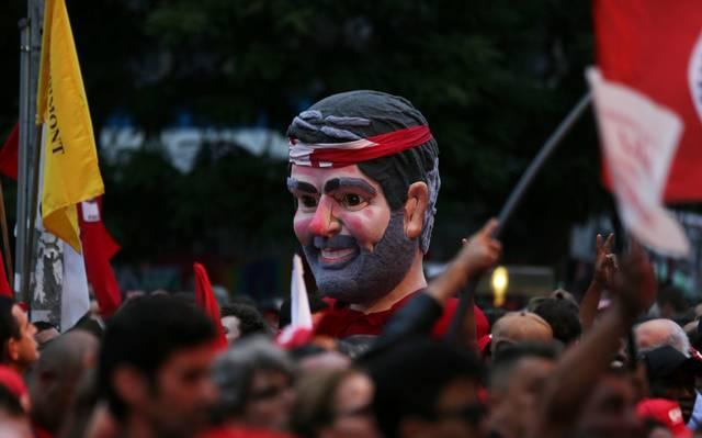 Boneco Lula